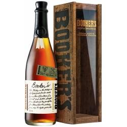 Booker's Bourbon 63.25% vol 70 cl