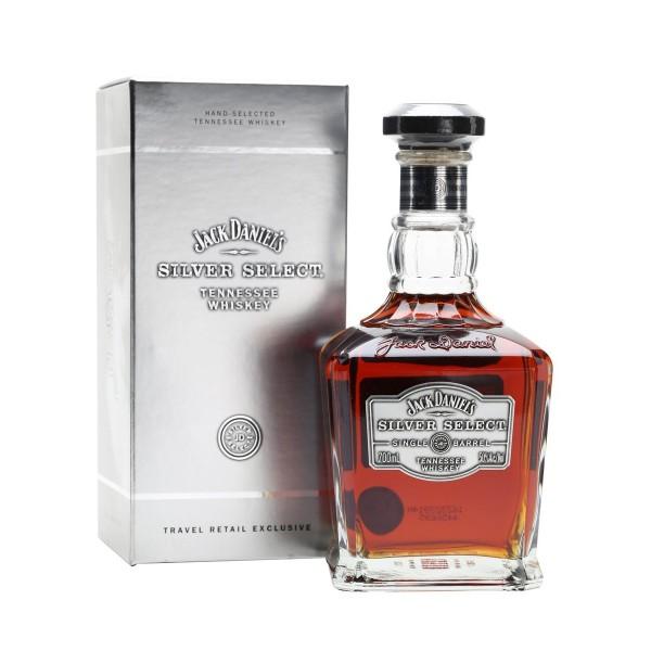 Jack Daniel's Silver Select 50% vol 70 cl
