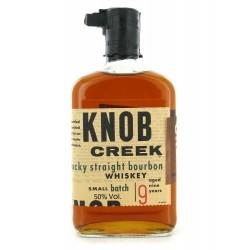 Knob Creek Bourbon 9 years old 50% vol 70 cl