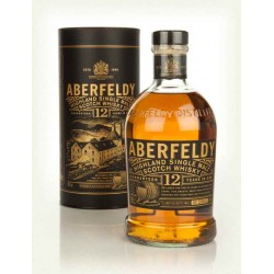 Aberfeldy 12 years 40% vol 70 cl