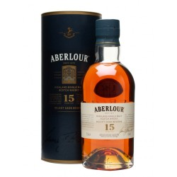 Aberlour 15 years 43% vol 70 cl