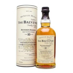 Balvenie 10 years 40% vol 70 cl