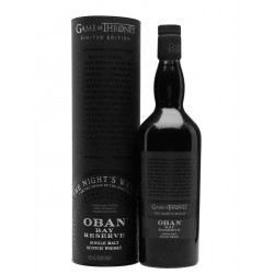 Oban Game of Thrones The Night's Watch – Oban Bay Reserve 43% vol 70 cl