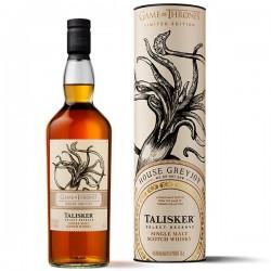 Talisker Game of Thrones House Greyjoy - Talisker Select Reserve 45.8% vol 70 cl