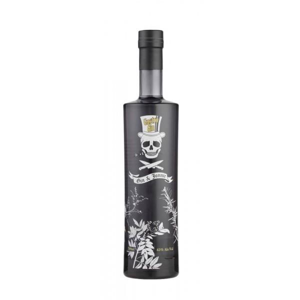 Gastro Gin & Johnnie 45% vol 70 cl