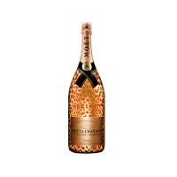 Moet Chandon Rose Nectar Leopard (N.I.R)