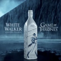 Johnnie Walker \'\'White Walker\'\' GOT Edition
