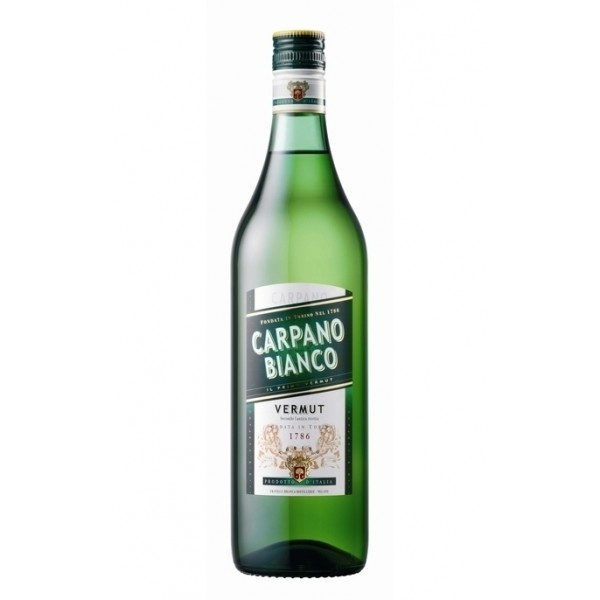 Carpano Bianco Vermuth 14.9% vol 100 cl