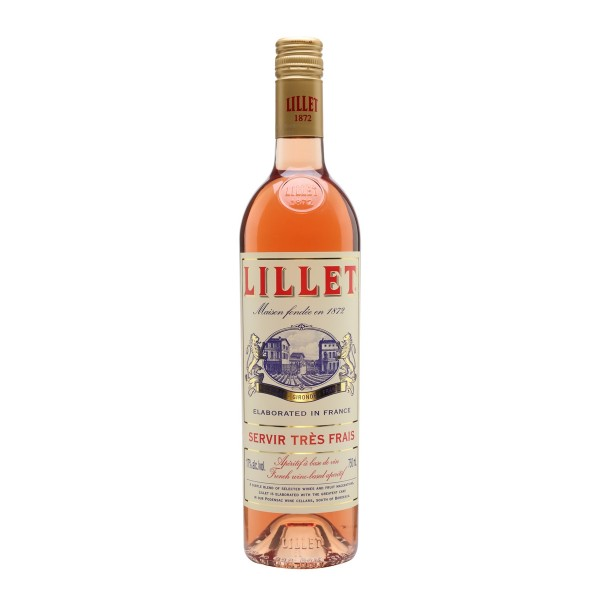 Lillet Rose 17% vol 75 cl