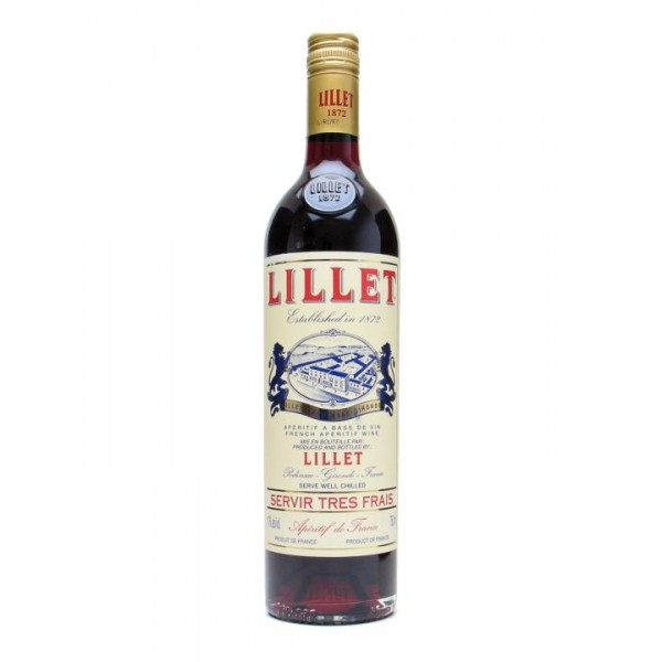 Lillet Rouge 17% vol 75 cl